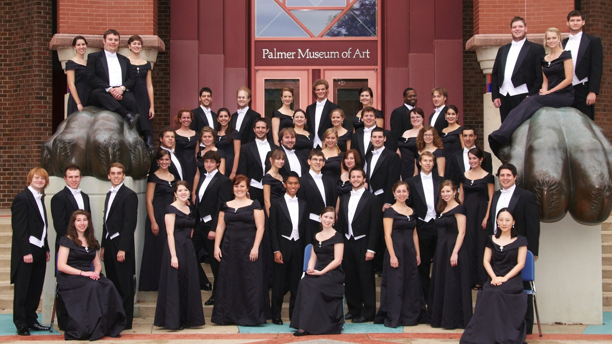 Concert Choir: April 19, 2015