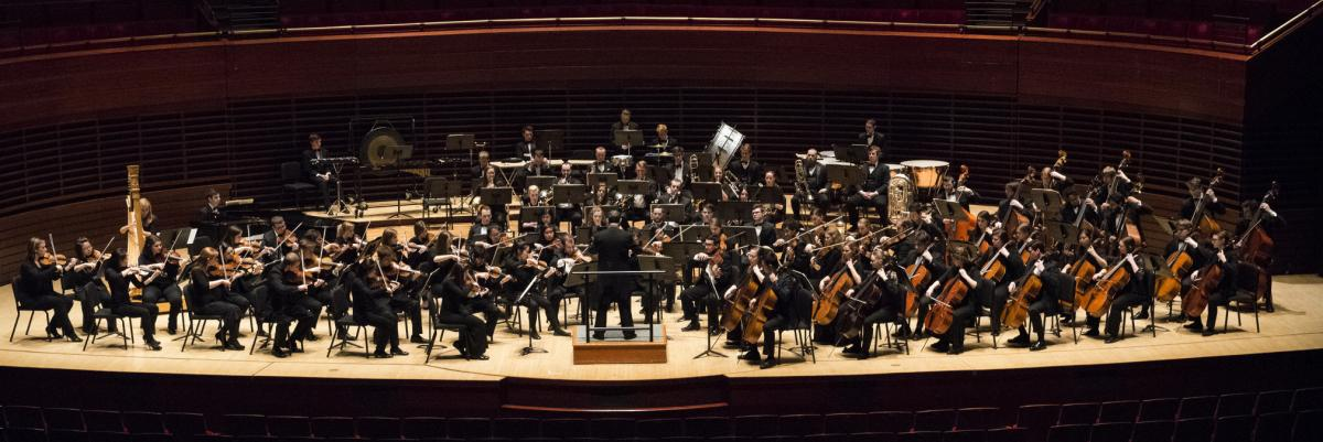 Philharmonic Orchestra: April 27, 2015