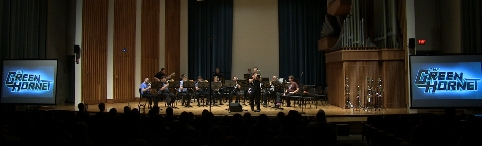Trombone Choir: September 7, 2015