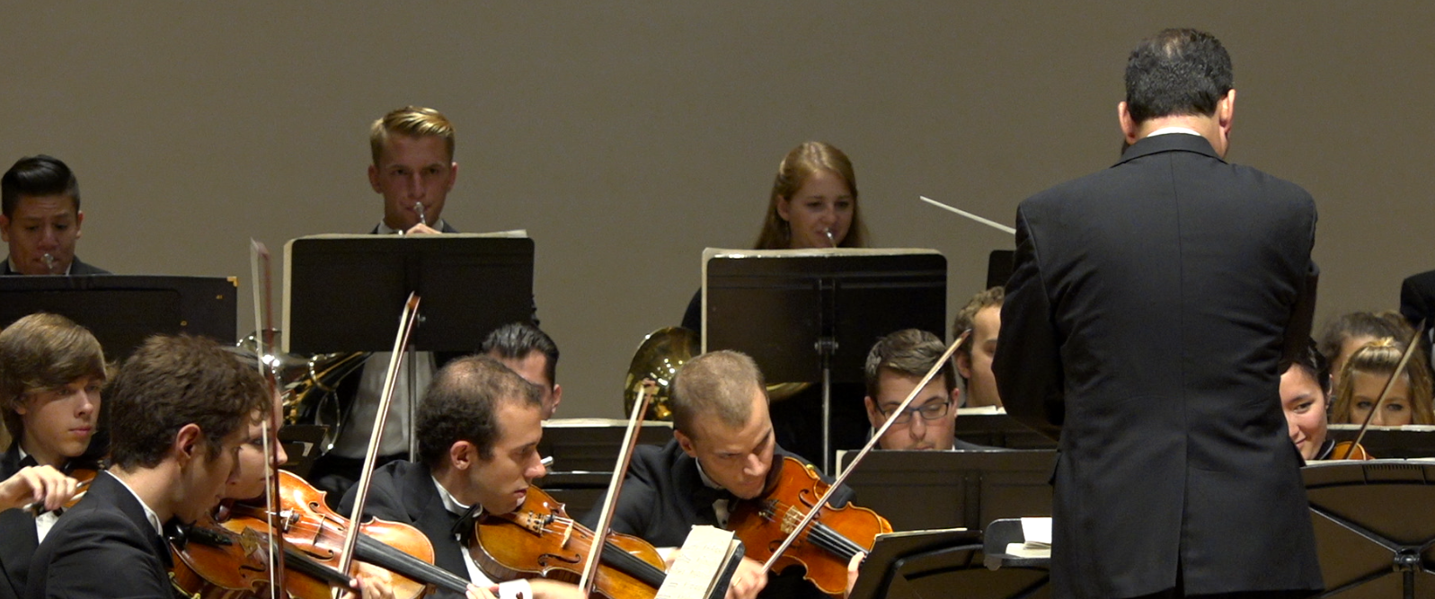 Chamber Orchestra: October 6, 2015
