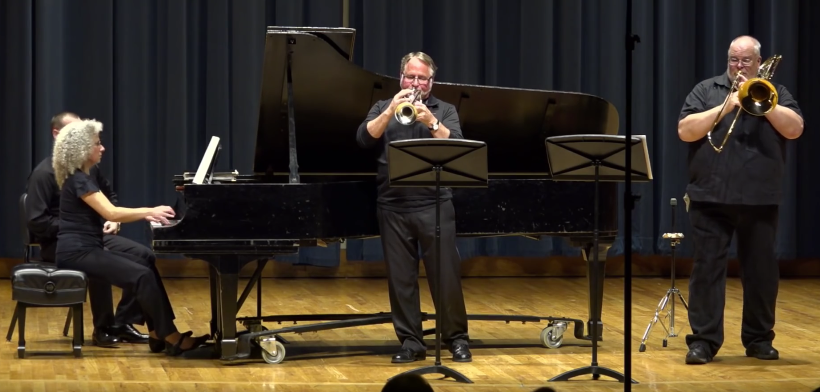 Mark Lusk Faculty Recital: January 17, 2016