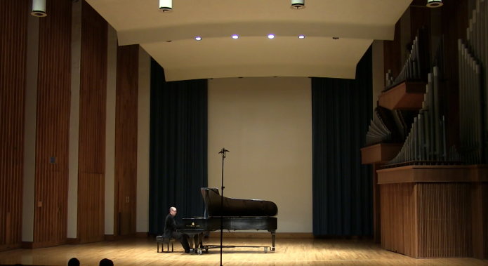 José Ramón Méndez Faculty Recital: January 23, 2016