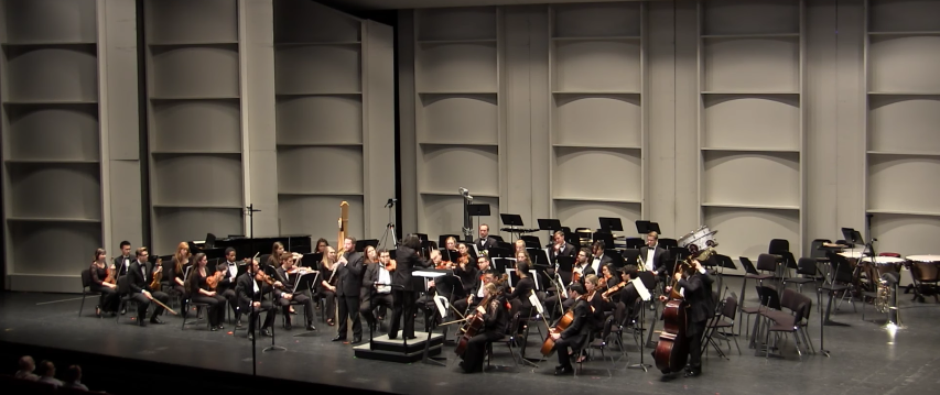Philharmonic Orchestra: April 25, 2016