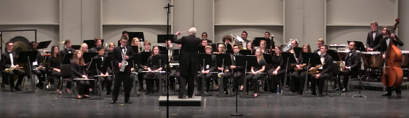 Symphonic Band and Wind Ensemble: October 10, 2016
