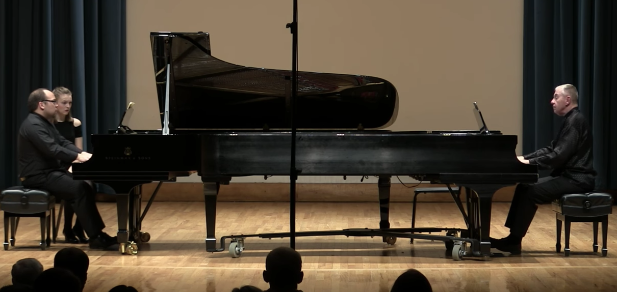 Christopher Guzman, piano: October 29, 2016