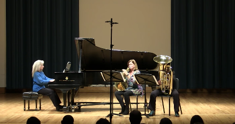 Faculty Spotlight Concert III: January 29, 2017