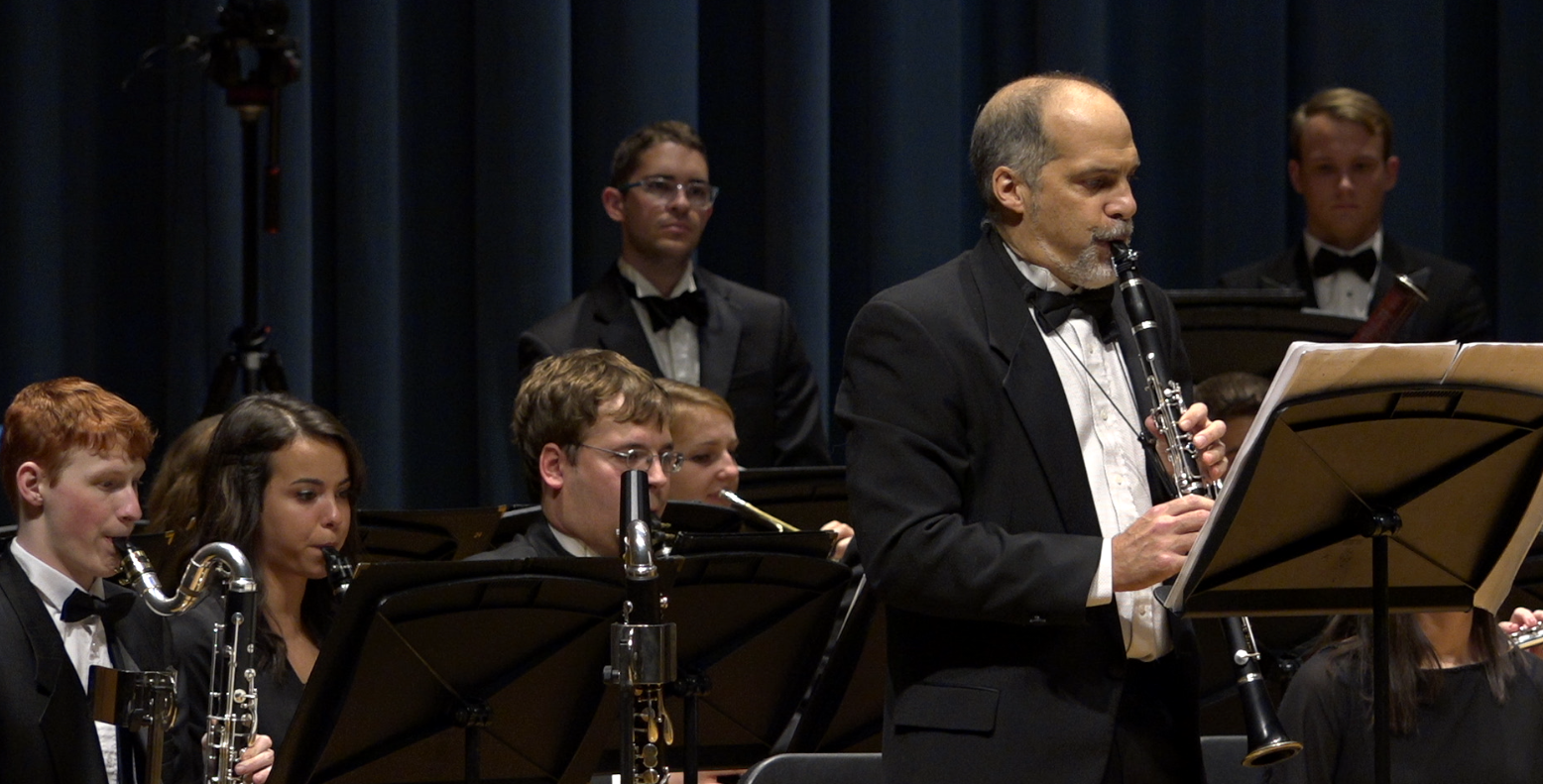 Symphonic Wind Ensemble: November 19, 2015