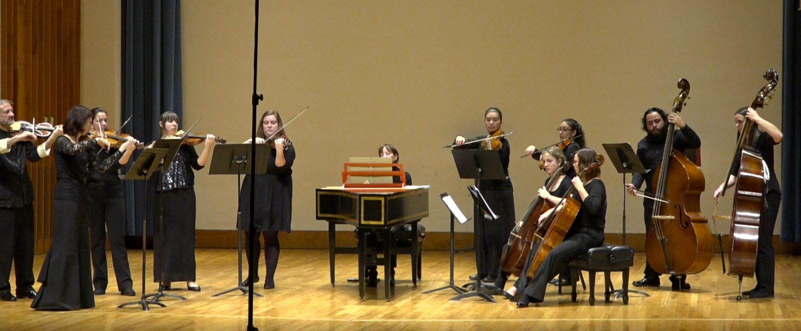 Baroque Ensemble: November 21, 2015