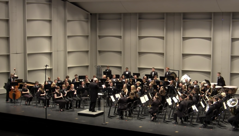 Concert Band and Symphonic Band: December 10, 2015