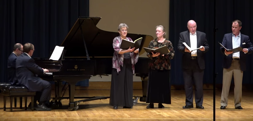 Faculty Spotlight Concert IV: February 17, 2016