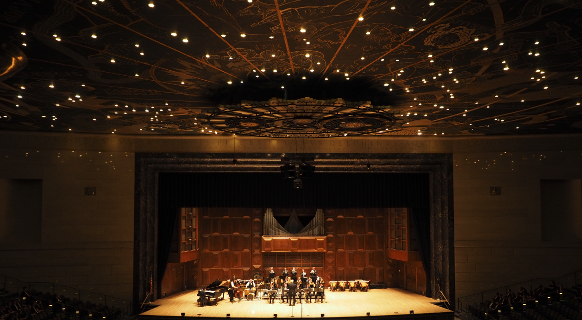 10th Annual President's Concert: March 1, 2016