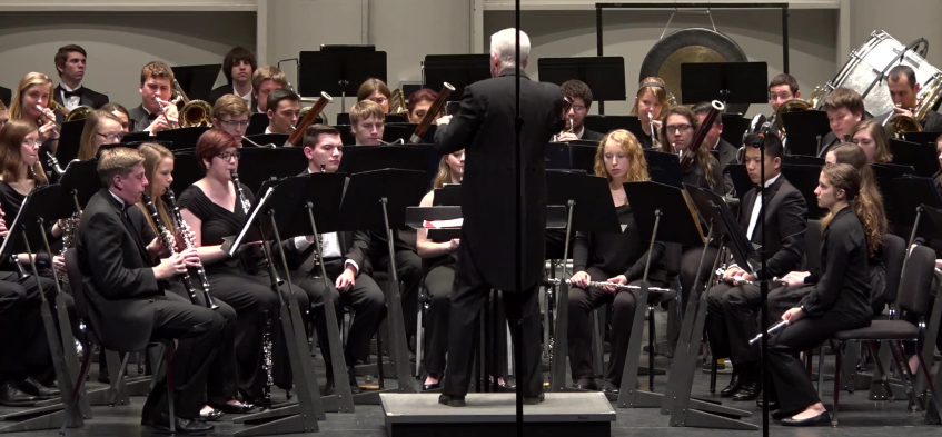 Concert and Symphonic Bands: February 29, 2016