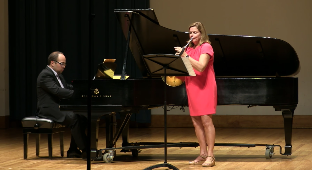 Faculty Spotlight Concert I: September 25, 2016