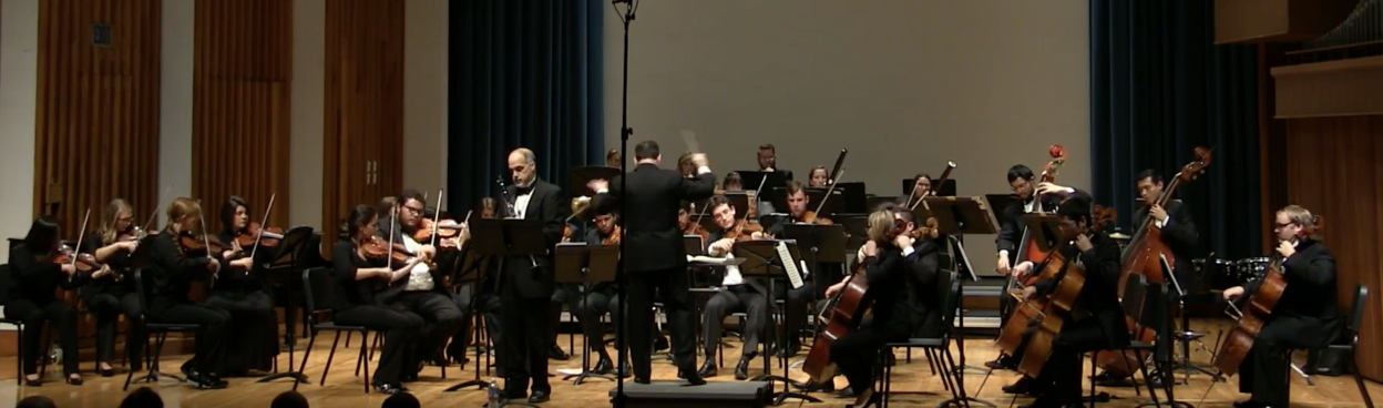 Chamber Orchestra: October 3, 2016