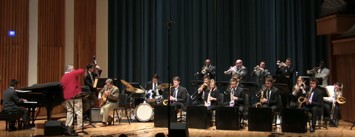 Centre Dimensions Jazz Ensemble: November 15, 2016