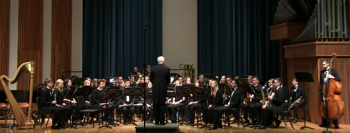 Symphonic Wind Ensemble: November 16, 2016
