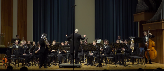 Symphonic Wind Ensemble: February 21, 2017